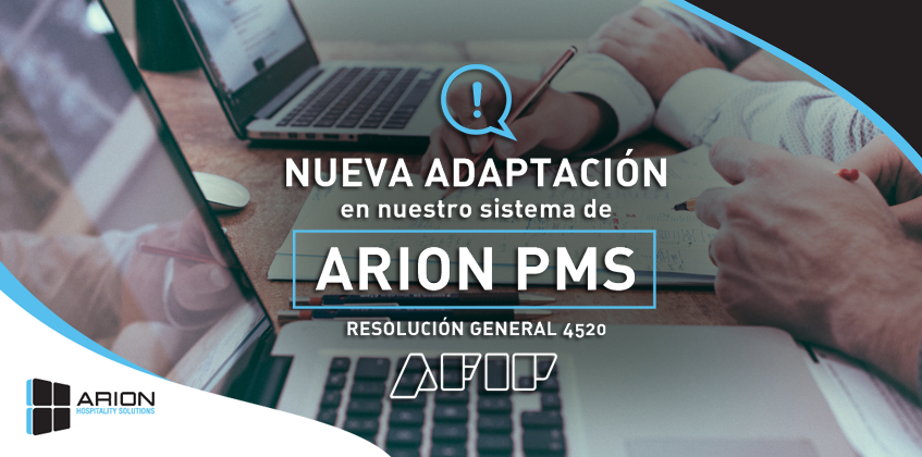 Adaptación Arion PMS