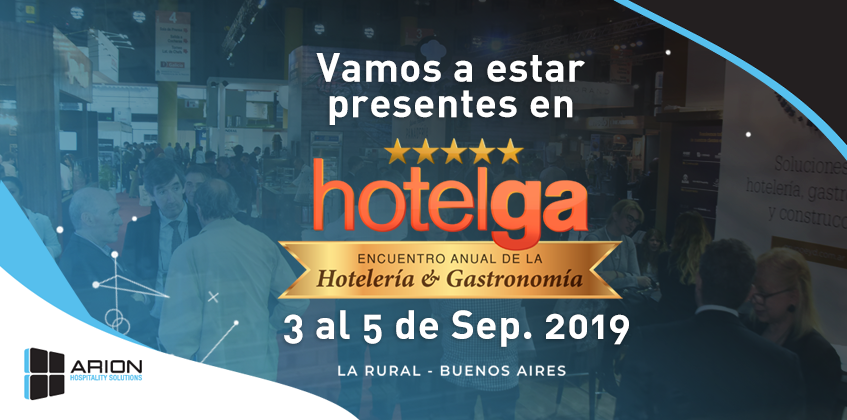 ARION Solutions presenta el primer Express Check In del país en Hotelga 2019